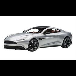Aston Martin Vanquish S 2017, Lightning Silverr  - AUTOart 1:18 Composite Model