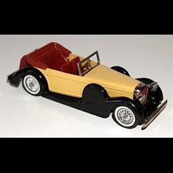 Lagonda 1938 Matchbox Models of Yesteryear 1:43 Diecast