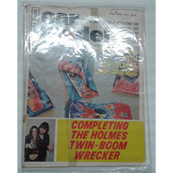 Car Model Magazine April 1973
