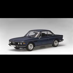 BMW 3.0 CSI blue metallic - AUTOart 1:18 scale Diecast model car - Previously ow
