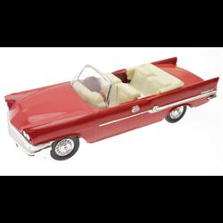 Chrysler New Yorker 1958  Red - Eligor 1:43 Diecast