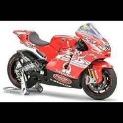 Ducati Pramac GP4 2005 #44 Roberto Rolfo - Tamiya 1:12 Diecast 21049