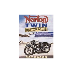 Norton Twin Restoration All Post War Twins Commando Featherbed Dominator and Jub