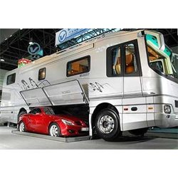 Recreational Vehicle Diecast and Resin Scale Models