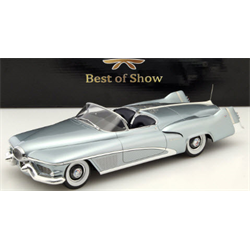 Buick LeSabre Concept metallic light blue 1:18 Resin Diecast model by BoS