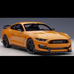 Ford Shelby GT-350R - Orange Fury   AUTOart 1:18 diecast