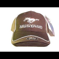 Mustang Cap - Gray