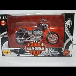Harley Davidson FXDL Dyna Low Rider Maisto 1:18 Diecast