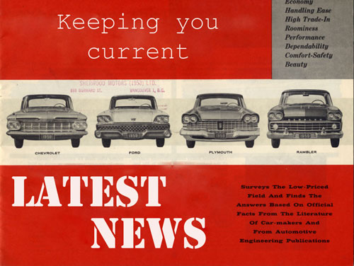 Latest News From Wilkinson's Automobilia