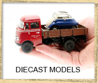 Diecast Model Cars including race cars