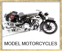 Diecast Model Motorcycles